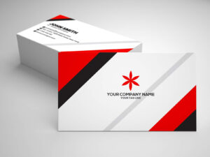 How To Make Double Sided Business Cards In Illustrator with Double Sided Business Card Template Illustrator