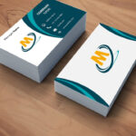 How To Make Double Sided Business Cards In Illustratorcolor Movements In Double Sided Business Card Template Illustrator