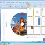 How To Make Labels For Cd Dvd Disc Within Blank Cd Template Word