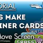 How To Make Trainer Cards | Tutorial | Xy Movescreen Throughout Pokemon Trainer Card Template