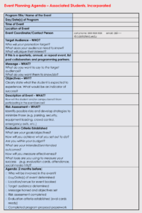 How To Prepare An Agenda For Event Planning (With Free within Event Agenda Template Word