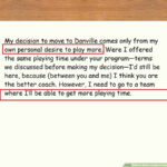 How To Write A Letter Of Resignation To Your Coach (With For Soccer Thank You Card Template