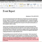 How To Write A Report Sample Template Essay Example With Regard To Report Template Word 2013