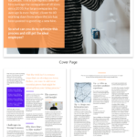Hr White Paper Template Template – Venngage Inside White Paper Report Template