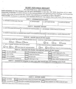Hurt Feelings Report – Imgur within Hurt Feelings Report Template