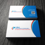 Hvac Business Card Logos Vistaprint Professional Template Pertaining To Hvac Business Card Template