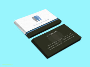 Hvac Business Card Maker Samples Professional Template for Business Card Maker Template
