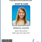 Id Card Designs | Id Cards | Identity Card Design, Id Card Pertaining To College Id Card Template Psd