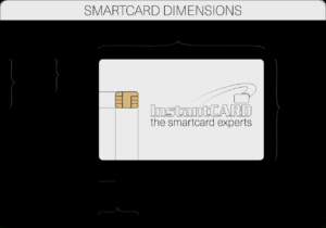Id Card Layout And Artwork Guidelines | Instantcard Within Credit Card Size Template For Word