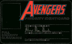 Id Card Template | Avengers Pr… | Diy/kids: Id Cards ( You inside Superhero Trading Card Template