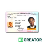 Id Card Template Coreldraw – Bushveld Lab For French Id Card Template