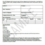 Ideas Collection For Certificate Of Inspection Template Of In Certificate Of Inspection Template