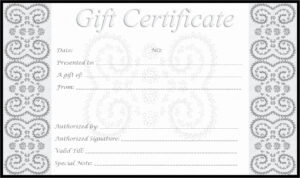 Ideas For Graduation Gift Certificate Template Free On In Graduation Gift Certificate Template Free