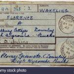 Identification Card Stock Photos & Identification Card Stock For World War 2 Identity Card Template