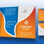 Illustrator Tutorial – Tri Fold Brochure Design Regarding Tri Fold Brochure Ai Template
