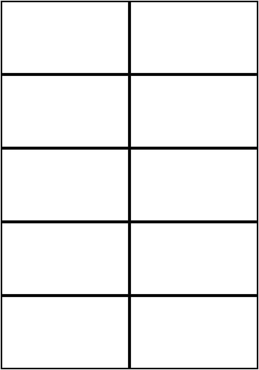 Image Result For Flashcards Template Word   Worksheets Pertaining To Labels 8 Per Sheet Template Word