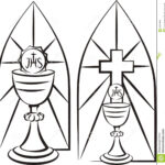 Image Result For Stain Glass First Communion Banner Template within First Communion Banner Templates