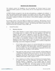 Ime Report Sample | Glendale Community in Investigation Report Template Disciplinary Hearing