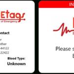 In Case Of Emergency Card | Wallet Card | Free Delivery Within In Case Of Emergency Card Template