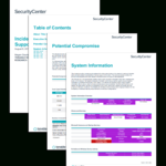 Incident Response Support - Sc Report Template | Tenable® throughout It Support Report Template