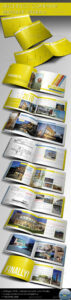 Indesign Brochure Template Graphics, Designs & Templates intended for Architecture Brochure Templates Free Download
