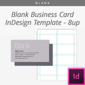 Indesign Cc Business Card Template inside Birthday Card Indesign Template