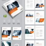 Indesign Template Free Brochure Templates Design Square Bi Within Product Brochure Template Free