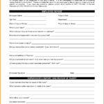 Information Technology Incident Report Example And Inside Template For Information Report