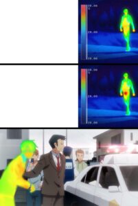 Infrared And Thermal Imaging Meme [More Blank Templates In pertaining to Thermal Imaging Report Template