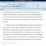 Inserting A Footnote In Word (Turabian Footnote Bib. Style) Throughout Turabian Template For Word