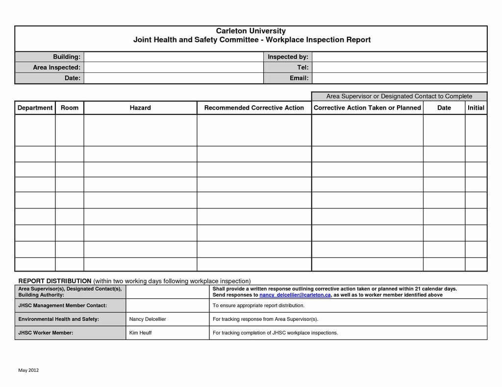 Inspection Report Te Move In Out Form Brilliant Sample Home For Welding Inspection Report Template