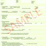 Inspection Report Template Besttemplatess123 Machine Shop For Machine Shop Inspection Report Template