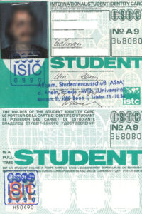 International Student Identity Card – Wikiwand with regard to Isic Card Template