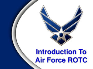 Introduction To Air Force Rotc – Ppt Download with regard to Air Force Powerpoint Template