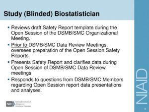 Investigator Training – Ppt Download for Dsmb Report Template