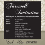 Invitation Event Card | Invitationwww for Event Invitation Card Template