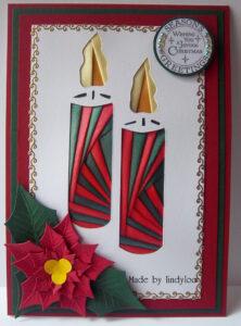 Iris Folding … | Teabag And Iris Folded Cards | Iris … regarding Iris Folding Christmas Cards Templates