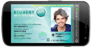 Isic Card Nz   Mamiihondenk within Isic Card Template