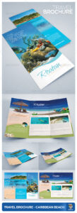 Island Graphics, Designs & Templates From Graphicriver within Island Brochure Template