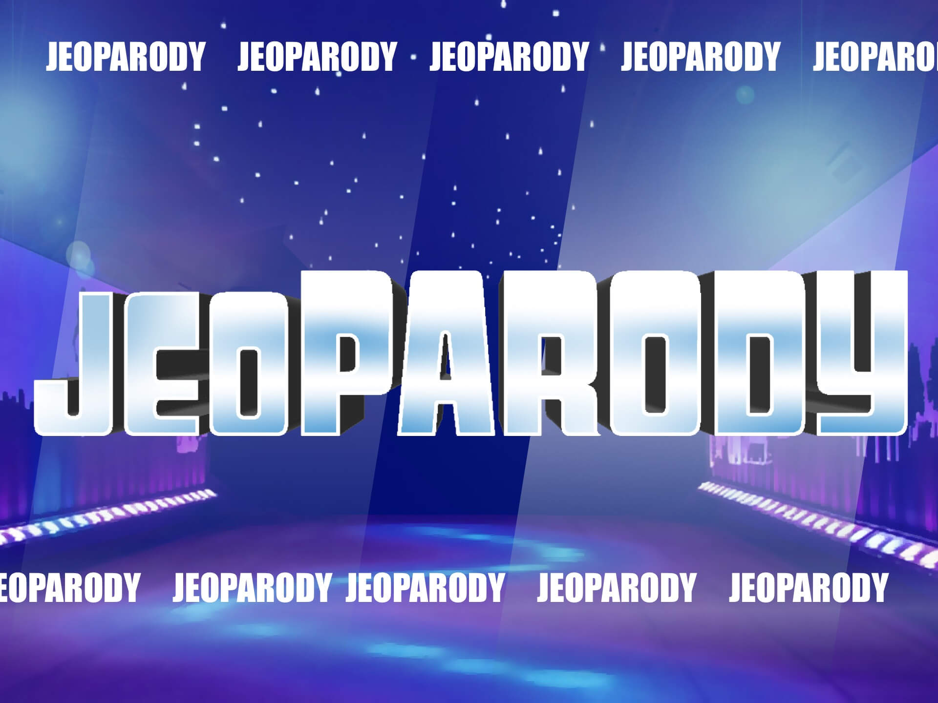 Jeopardy Powerpoint Game Template – Youth Downloadsyouth Regarding Quiz Show Template Powerpoint
