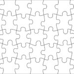 Jigsaw Pattern Templates. I Know I Want To Use It, But I Don for Jigsaw Puzzle Template For Word