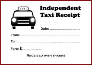 Jkl Taxi Invoice Sample – Id146588 Opendata in Blank Taxi Receipt Template
