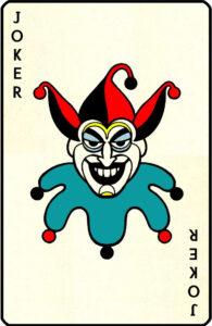 Joker Calling Card | Harls ♦️ | Joker Card Tattoo, Joker in Joker Card Template