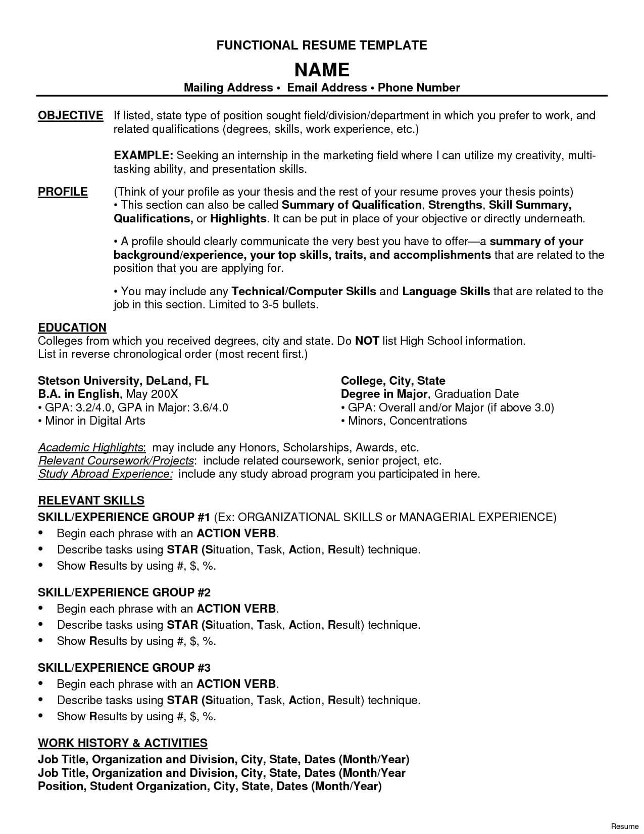 Journal Template Word Functional Resume Sample Free Copy For Academic Journal Template Word
