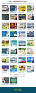 Jumbo Bundle V4 – 1400+ Animated Html5 Ad Banners In Google intended for Animated Banner Templates