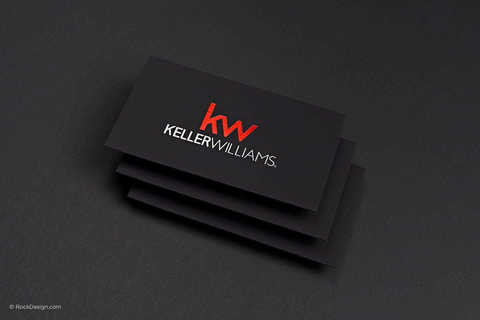 Keller Williams Business Card With Regard To Keller Williams Business Card Templates