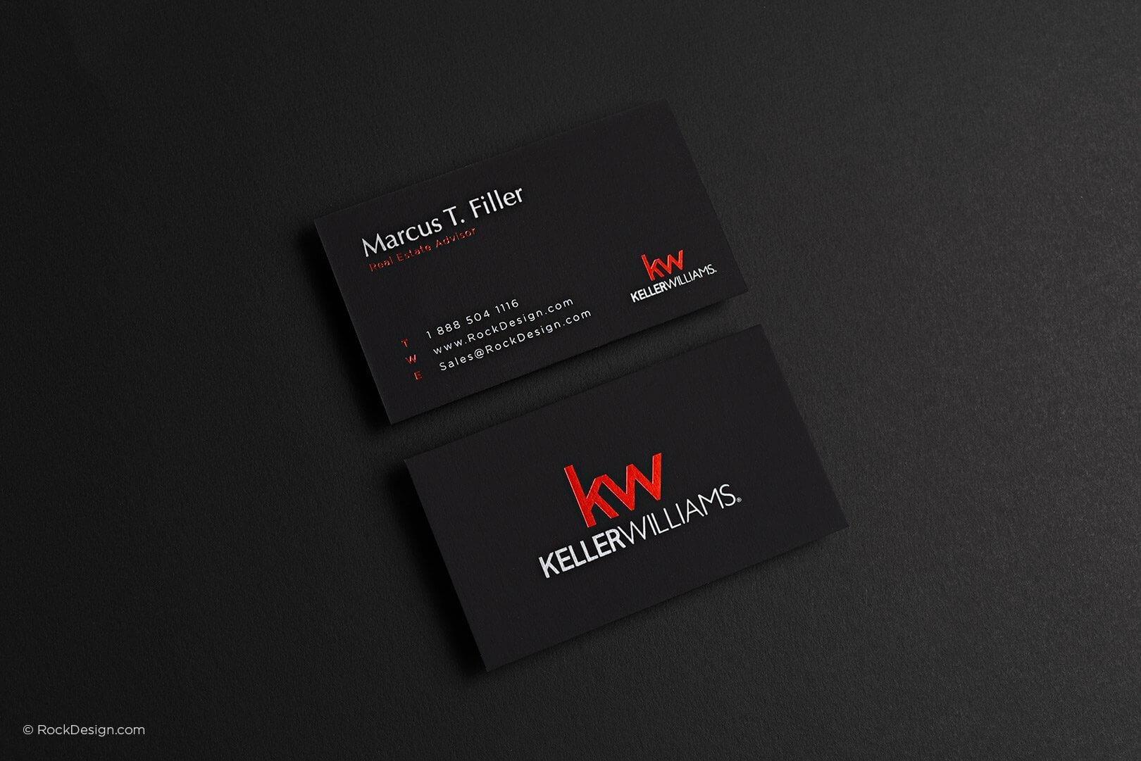 Keller Williams Business Card Within Keller Williams Business Card Templates
