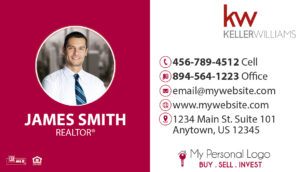Keller Williams Business Cards 36 | Keller Williams Business Intended For Keller Williams Business Card Templates