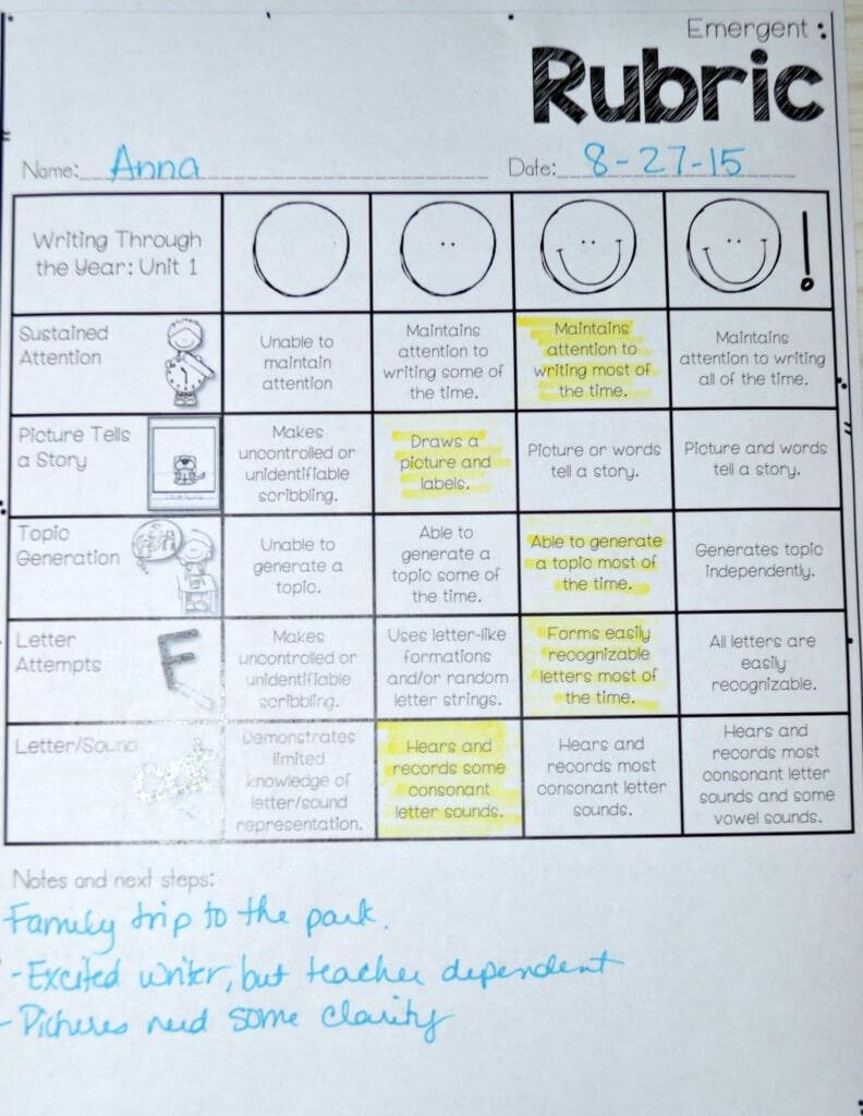 Kindergarten Report Card Free Printable Download File. Pertaining To Kindergarten Report Card Template