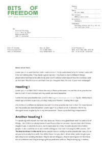 Latex Typesetting – Showcase regarding Latex Technical Report Template
